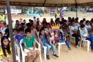 Niños en condiciones de vulnerabilidad participan en Mundialito de fútbol en Bucaramanga