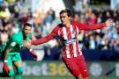 Atlético de Madrid vence al Málaga con un gol de Antoine Griezmann