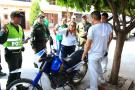 """En Girón, las motos se las roban porque sus dueños """"dan papaya"""""""