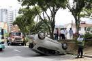 Muertes por accidentes de tránsito en Bucaramanga disminuyeron 86%