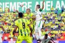 Bucaramanga empató a 2 goles con Leones, pero el desempeño preocupa mucho