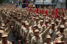 """Venezuela inicia ejercicios militares para preparar al pueblo para """"defensa"""""""