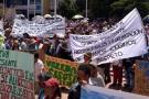 Finalizó protesta de campesinos de Santander por delimitación del páramo del Almorzadero