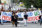 Estudiantes UIS presionan por aliados para acreditar al HUS