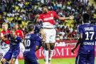 Mónaco dejó escapar la victoria ante Toulouse