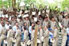 Excombatientes de las Farc se graduaron como agropecuarios