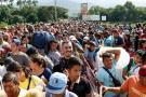 ONG pide apoyo para Colombia por crisis de migrantes venezolanos