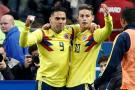 Colombia remontó dos goles en contra y venció 3-2 a Francia