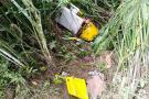 Vehículo cayó a un abismo en Santander con cuatro personas
