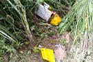 Jeep con cuatro personas a bordo rodó 40 metros por un abismo en Santander