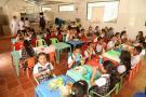 Alcaldía remodeló restaurante escolar