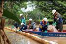 Recuperación del ecosistema en La Fortuna, Santander, tomará años