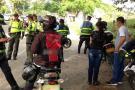 Por ataques a agentes, han capturado a once 'piratas' en Bucaramanga