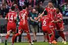 Bayern Múnich estrena el título con goleada ante el Gladbach