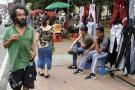 Ante inseguridad y pocas ventas, comercio informal planea protesta en Bucaramanga