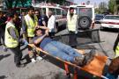 Ataque suicida dejó 11 niños muertos en Afganistán
