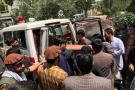 Nueve periodistas murieron en una masacre de civiles cometida por el Estado Islámico