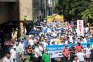 Sindicalistas marcharán hasta el Parque de los Niños para celebrar el Día del Trabajo