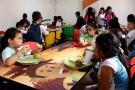 Estudiantes de Matanza recibieron un nuevo restaurante escolar