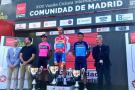 Colombiano Fabio Duarte, subcampeón de la Vuelta a Madrid