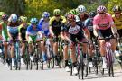 El ecuatoriano Richard Carapaz se quedó con la octava etapa del Giro