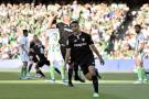 El Sevilla de Luis Fernando Muriel empató 2-2 al Real Betis