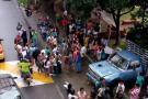 Peatón murió tras ser arrollada por un camión en Bucaramanga