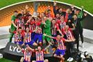 El Atlético de Simeone, seis títulos en seis años y medio