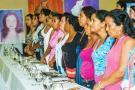Las mujeres tienen hoy la palabra para hablar de paz