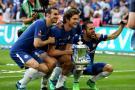 Hazard salvó la temporada del Chelsea con el título de la FA Cup