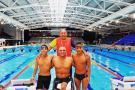 Tres medallas más para los santandereanos en Italia