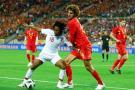 Bélgica y Portugal empataron sin goles en amistoso internacional