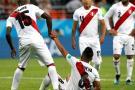 Perú falló penal y perdió 1-0 con Dinamarca