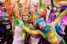 'Color Fest': deporte y solidaridad juntos
