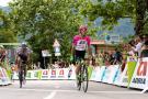 Rigoberto Urán ganó en Eslovenia y se viste de líder