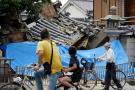 Tres muertos y 300 heridos tras potente terremoto de 6,1 grados en Japón