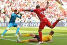 Bélgica goleó 5-2 a Túnez y sigue demostrando que es candidata