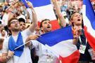 Dinamarca se clasificó tras empatar 0-0 con Francia