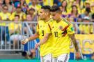 James Rodríguez se perdería el partido contra Inglaterra