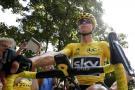 La UCI absolvió a Froome y  correrá el Tour de Francia