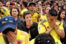 Recogen firmas para que la Fifa revise partido entre Colombia e Inglaterra