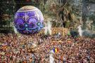 Arte santandereano en el Tomorrowland 2018
