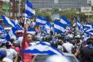 Represión por protestas contra el régimen en Nicaragua dejó 10 muertos
