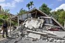 Al menos 14 muertos y 164 heridos tras terremoto de 6,4 en Indonesia