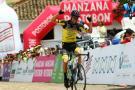 Frank Osorio se impuso en la llegada de la Vuelta a Colombia a Barichara