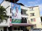 Peatonal Los Samanes barrio Ciudad Bolivar.