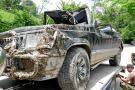 Grave accidente se presentó en la vía Bucaramanga – Barrancabermeja