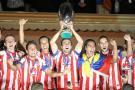 El triunfo del Atlético de Madrid en imágenes
