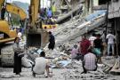 Este es el desolador panorama de Ecuador tras el terremoto