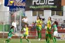 Selección Santander femenina goleó y gustó